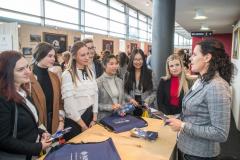 Gast 2019  Messezentrum Salzburg - Rolling pin   Jobmesse   Foto: Kolarik Andreas  12.11.2019