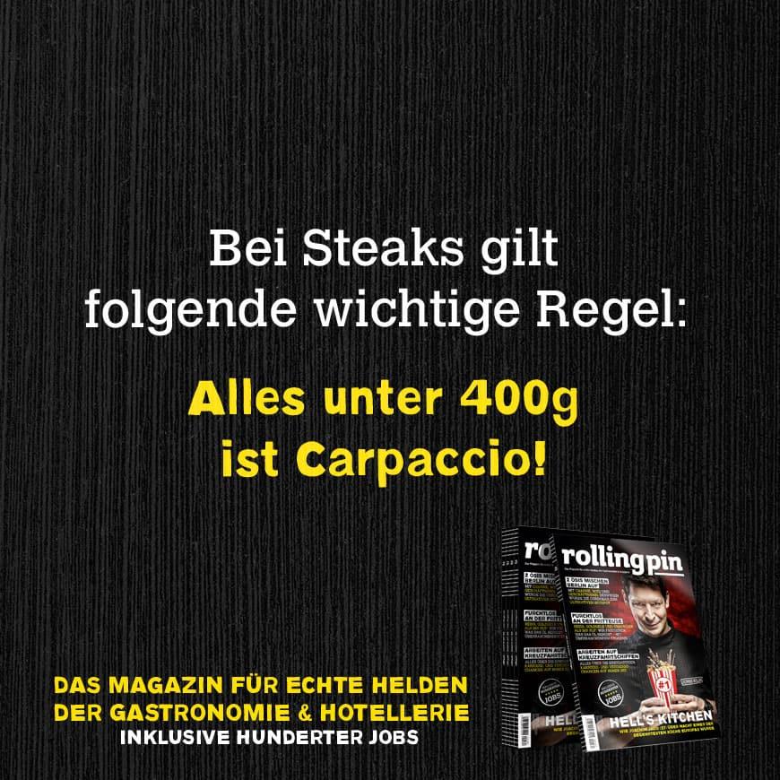 Steakregeln
