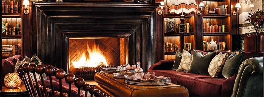 Luxus und Eleganz: In der Nähe des Covent Garden mitten in London steht das ehrfürchtige 5-Sterne-Hotel Rosewood