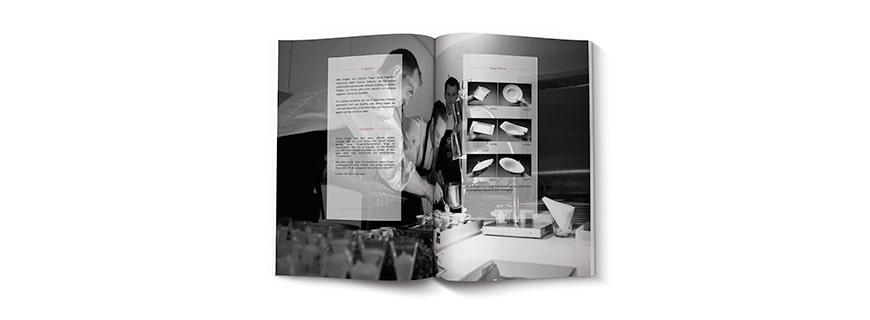 Auf einen Blick: Herstellerübergreifend und sortiert nach den Bereichen Porzellan, Glas, Besteck, Tischdeko und technisches Equipment präsentiert die Catering Selection Hintergrundgeschichten und Anwenderwissen zu den einzelnen Serien