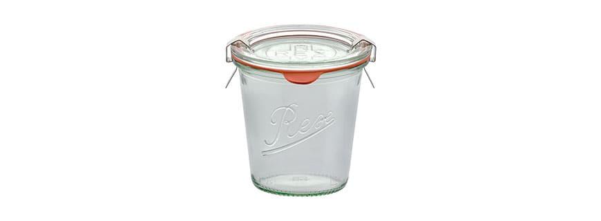 Ob als Universalbehältnis, Kochutensil oder Einmachglas – bei den altbewährten Rexgläsern ist gute Qualität Standard