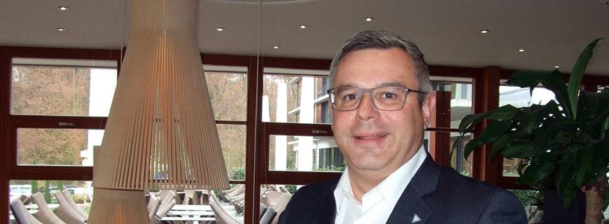Hoteldirektor Pierino Di Sanzo