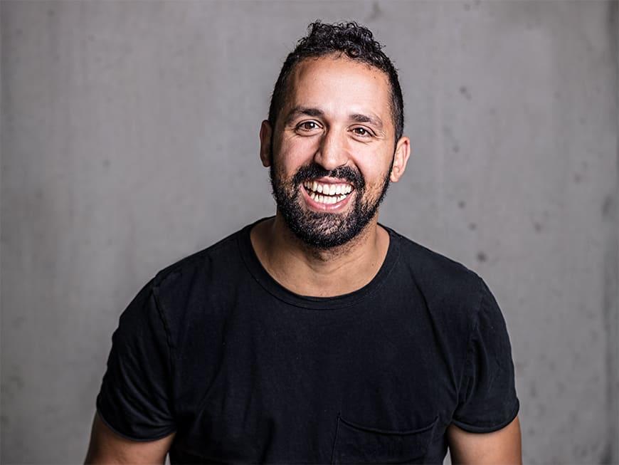 Raphael Kosubek, Creative Head der Aiola-Bar- und Getränkekonzepte