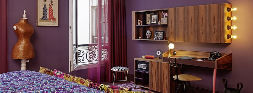 Oh la la: Pariser 25 hours Hotel wird im stylischen Design eröffnen