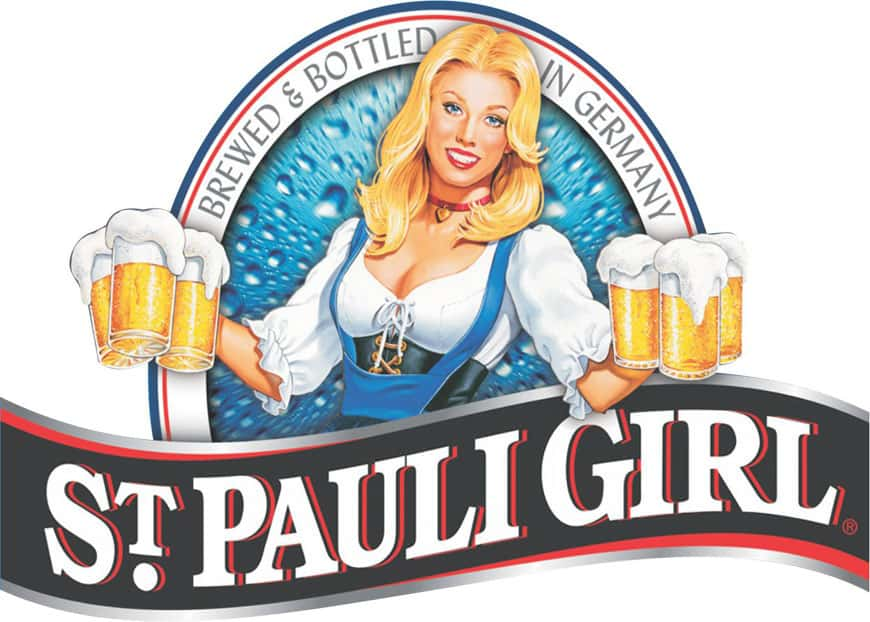 Bier Marketing - St. Pauli Girl