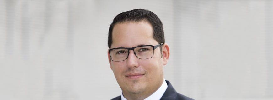 Profilfoto von Andreas Ott, dem neuen Chefkoch der Alles für den Gast in Salzburg.