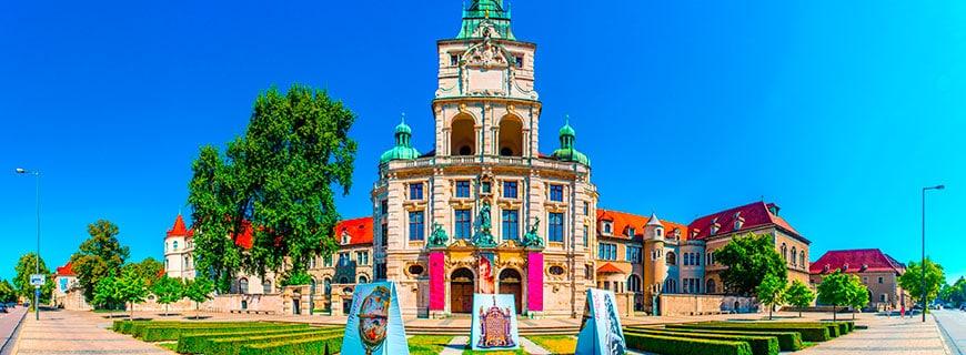 bnm Restaurant im Bayerischen Nationalmuseum