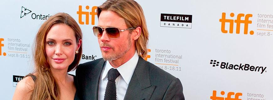 Brad Pitt und Angelina Jolie verkaufen ihr Weingut
