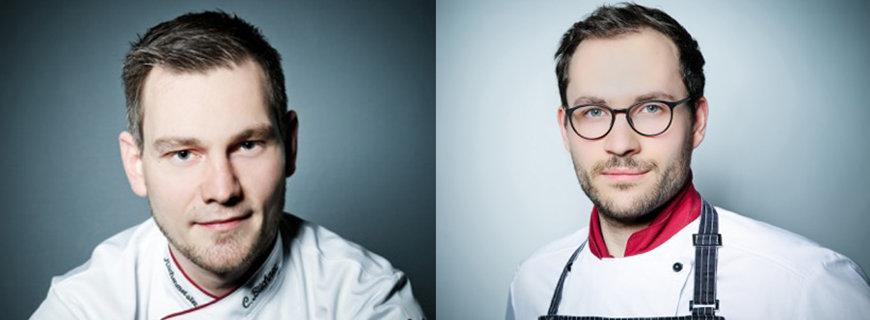 Christoph Büchner und Christoph Fenske