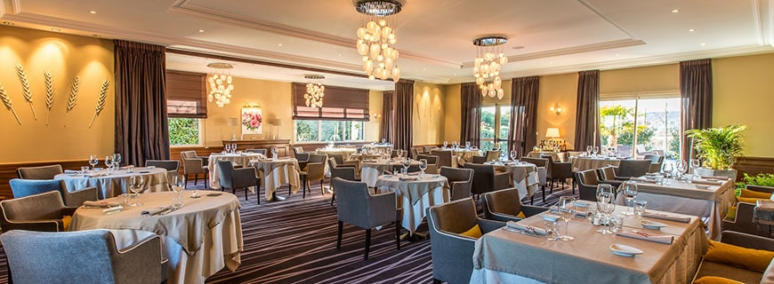"""Das """"echte"""" Sterne-Restaurant Bouche à Oreille in Boutervilliers"""