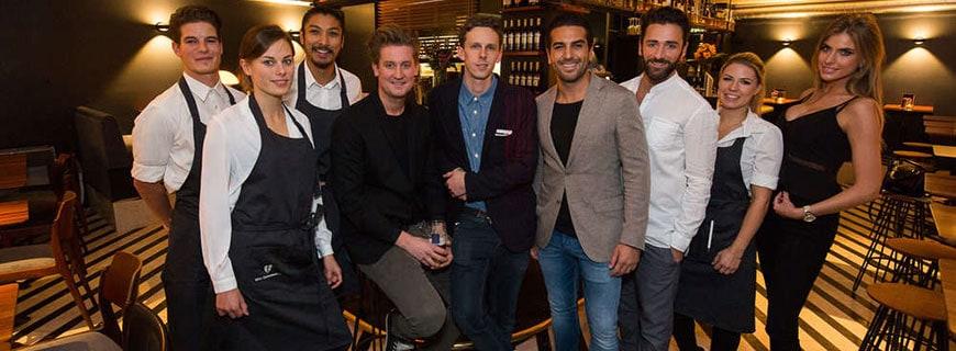 Elyas Marek eröffnet eigenes Restaurant