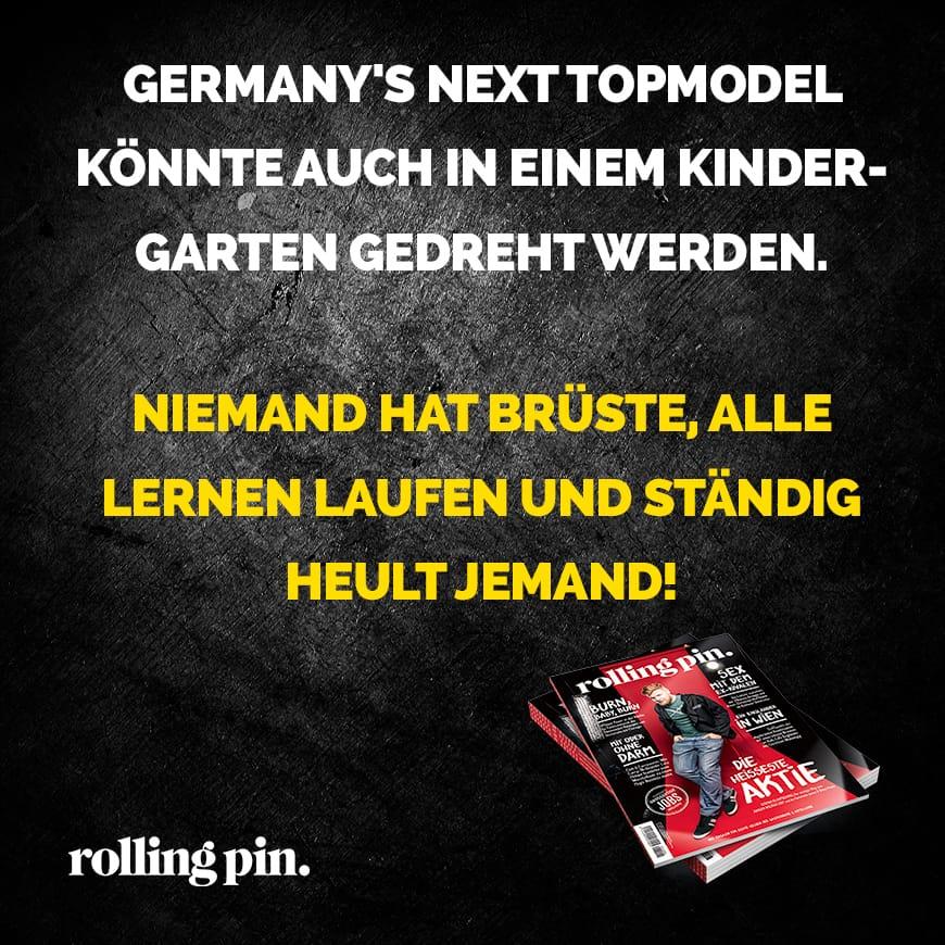 GermanyNextTopmodel