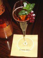 Gobillard Rosen-Cocktail