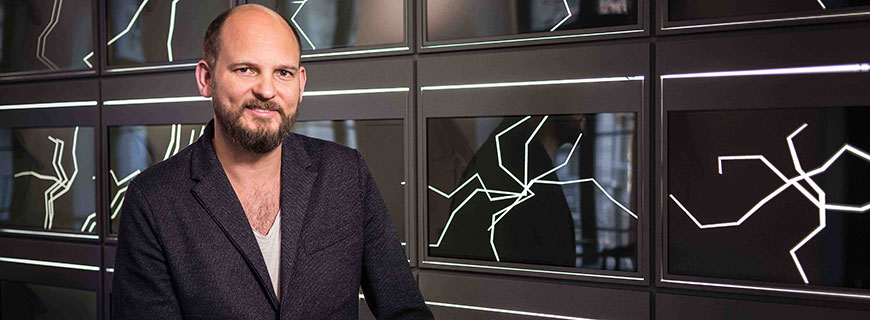 Berliner Unternehmer Heinz Cookie Gindullis