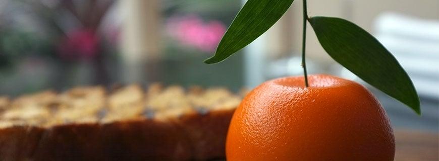 """Mandarin Meat Fruit"" by Heston Blumenthal"