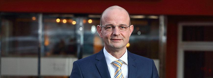 Jörg Grede ist neuer Direktor im Waldhotel Stuttgart
