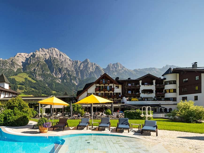 Hotel Krallerhof, Leogang