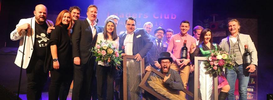 Die Gewinner des Leaders Club Awards 2016
