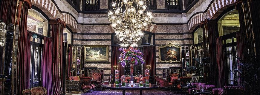 Pera Palace, Istanbul