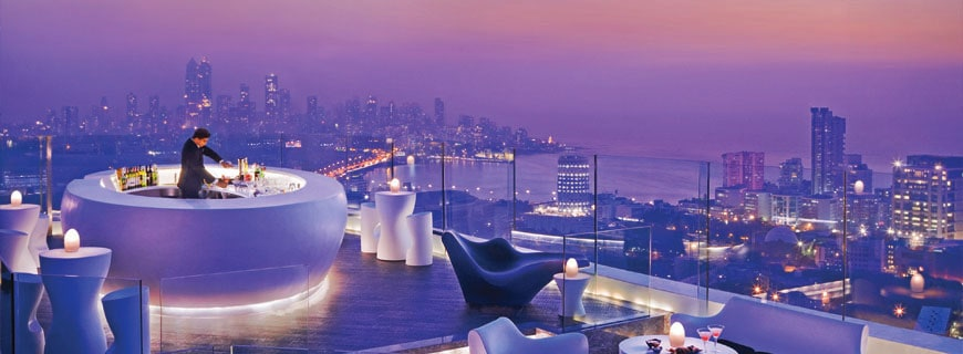 Das Aer des Four Seasons Hotels Mumbai