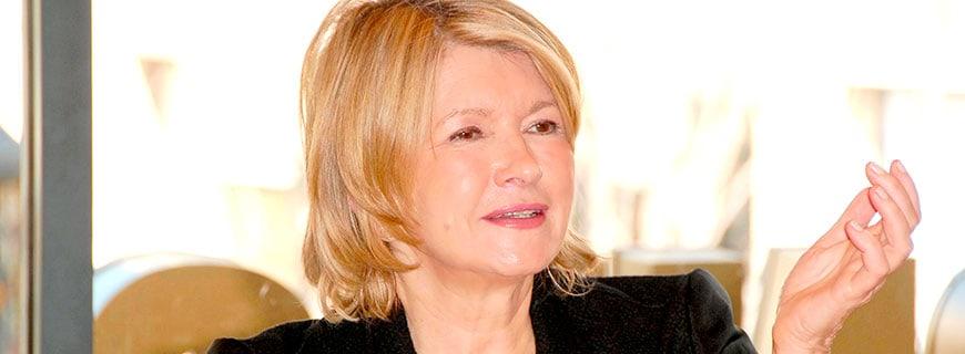 Martha Stewart steigt in die Gastro-Branche ein