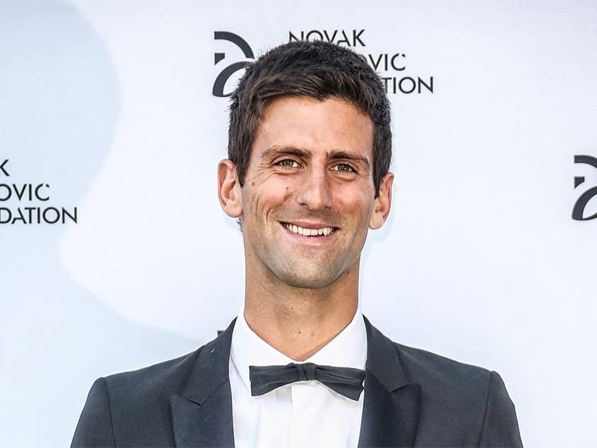 Tennislegende Djokovic
