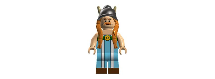Lego Obelix