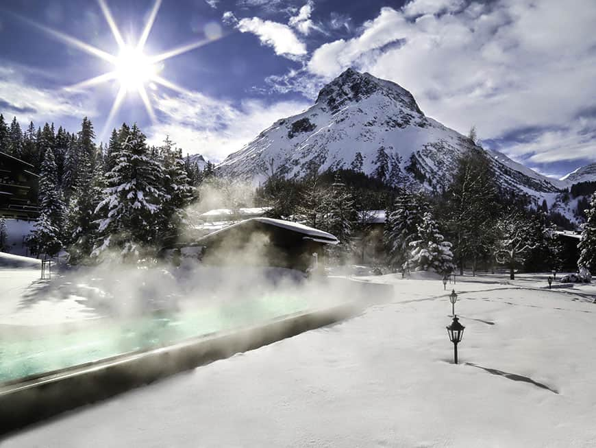 Hotel Gasthof Post, Lech am Arlberg