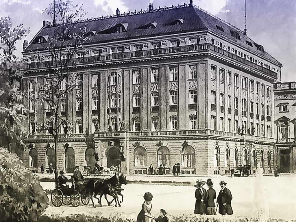 Legende, Hotel Adlon, Hotel Adlon Kempinski Berlin