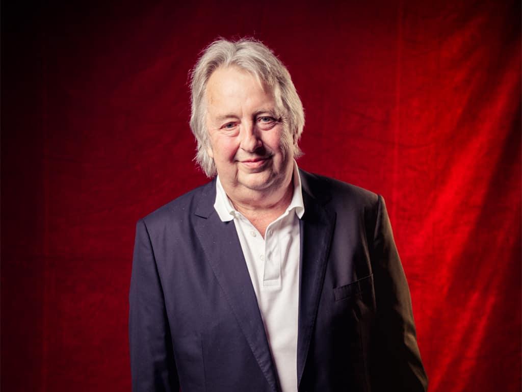 Herbert Seckler, ausgezeichnet mit dem ROLLING PIN-Award Lebenswerk