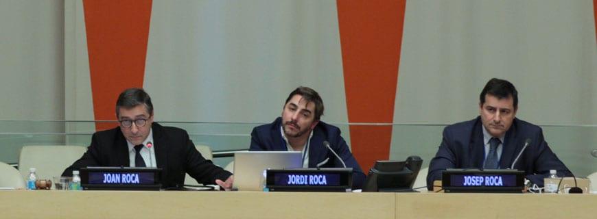 Joan, Jordi und Josep Roca