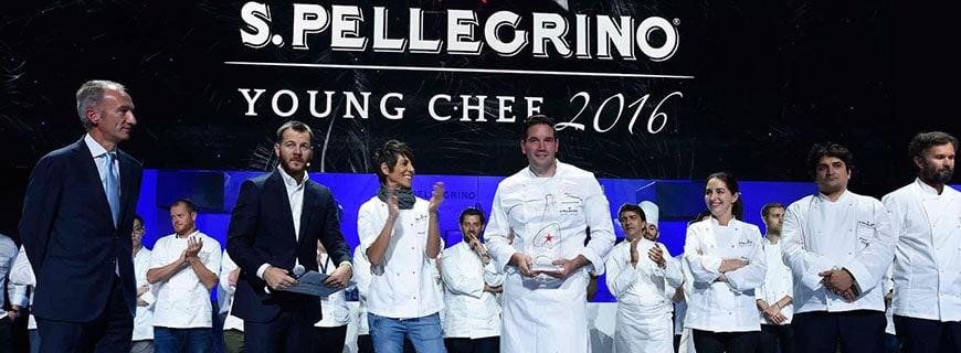 Mitch Lienhard aus den USA ist der S.Pellegrino Young Chef 2016