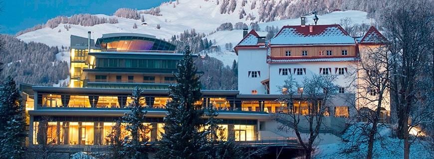 Schlosshotel Lebenberg