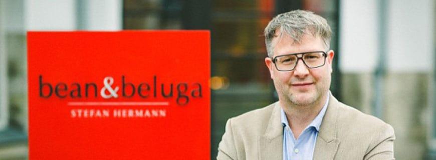 Gastronom des Jahres Stefan Hermann