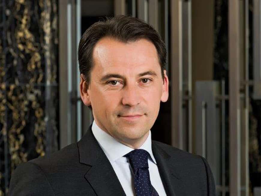 Vedad Hadziabdic, Restaurantmanager im Gourmet-Restaurant Fischers Fritz