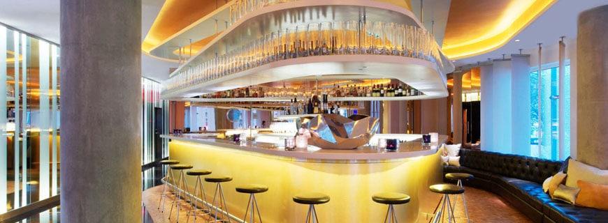 Bar im W London-Leicester