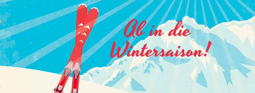 Ab in die Wintersaison!