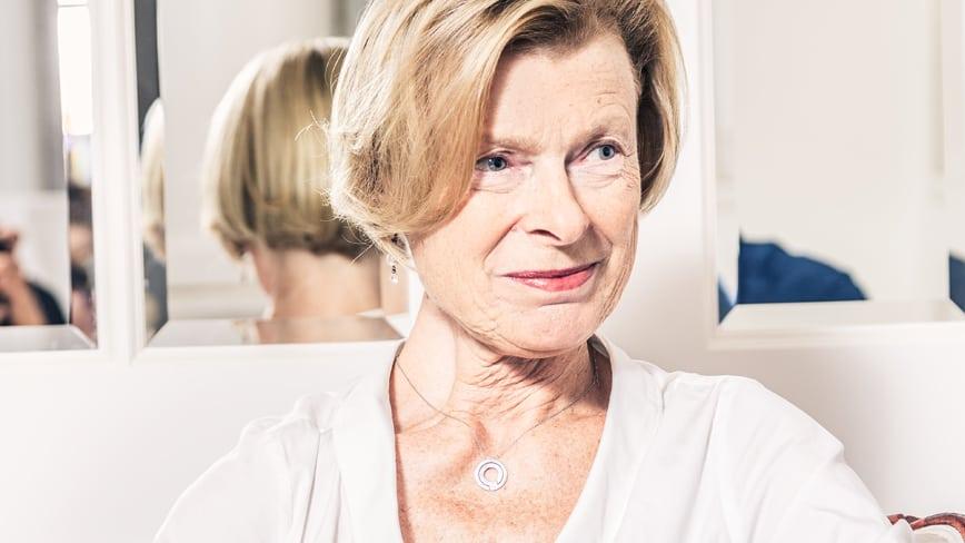 Adrienne Axler CEO von Sodexo Deutschland.