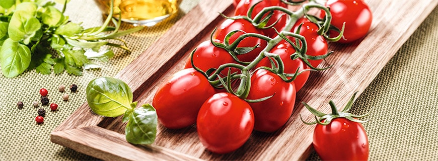Fruchtige Frieda vom Tomatenproduzent Zeiler
