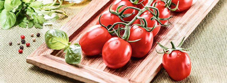 schmackthafte Tomaten von Christian Zeiler