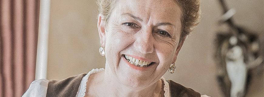 Angelika Falkner erfüllt das 5-Sterne-Luxus-Hotel Central mit ihrer Herzlichkeit.