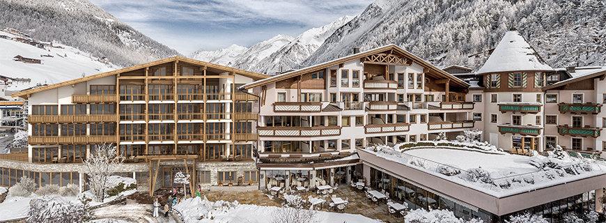 Genuss, Wein und Gastfreundschaft: 120 Mitarbeiter machen das Luxus-Resort mitten in der Ötztaler Bergwelt zu einem einzigartigen Erlebnis.