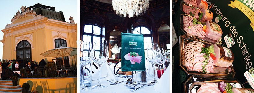 Wiesbauer Gourmet lud zur 2. Rindfleischverkostung im Kaiserpavillon