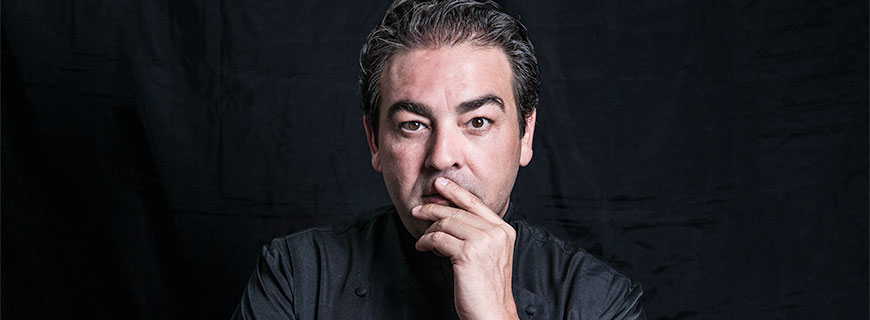 Juan Amador arbeitet an neuen Projekten.
