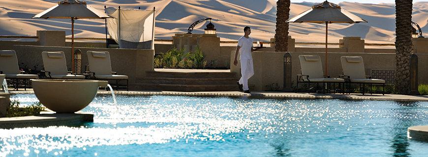 Karriere in Abu Dhabi