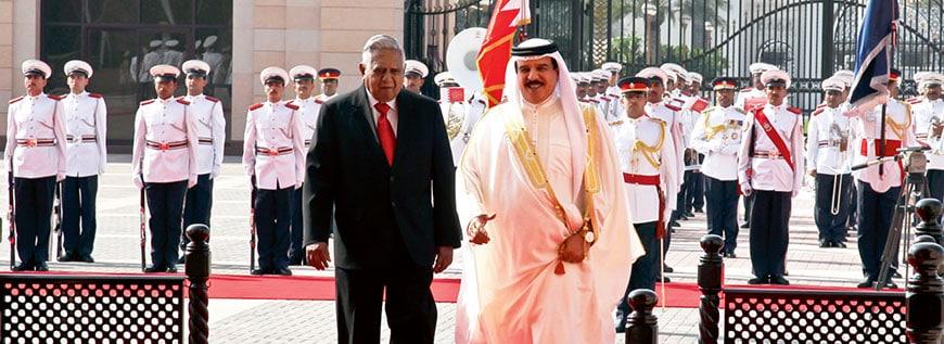 Aufsteiger Bahrain