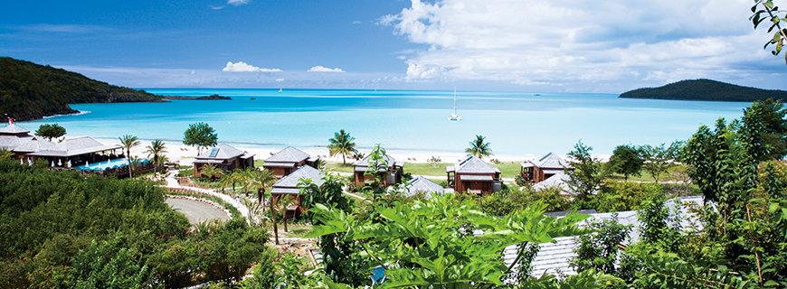 Arbeiten in der Karibik, das Paradies ruft