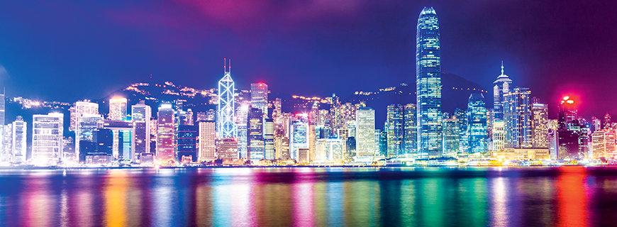Arbeiten in Hongkong