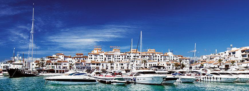 Arbeiten in Marbella