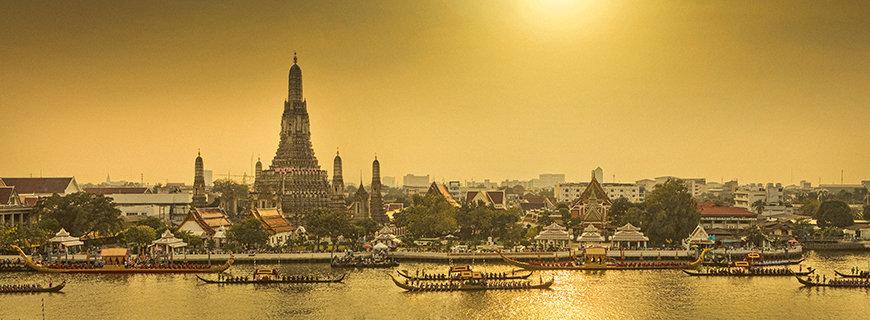 Arbeiten in Thailand